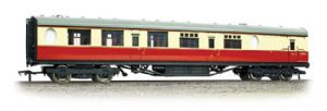 Bachmann 34-436 BR Thompson Composite Brake, Crimson/Cream Livery